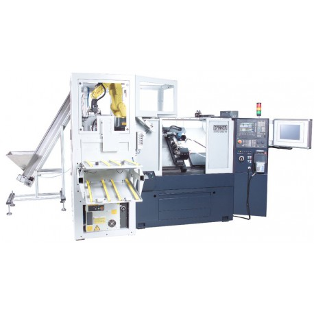 SPINNER  CNC lathes
